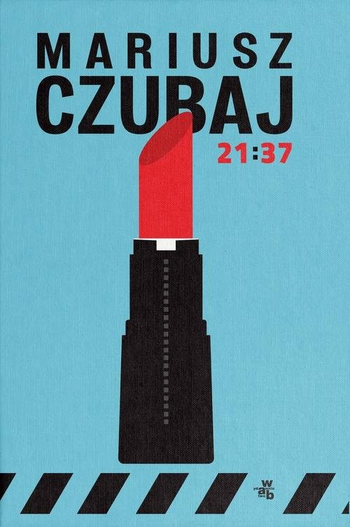 okładka 21.37, Książka | Mariusz Czubaj