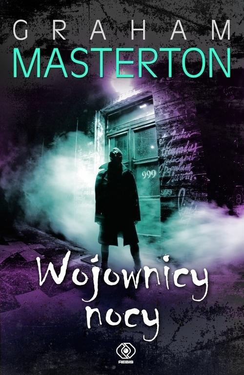 okładka Wojownicy nocy, Książka | Masterton Graham