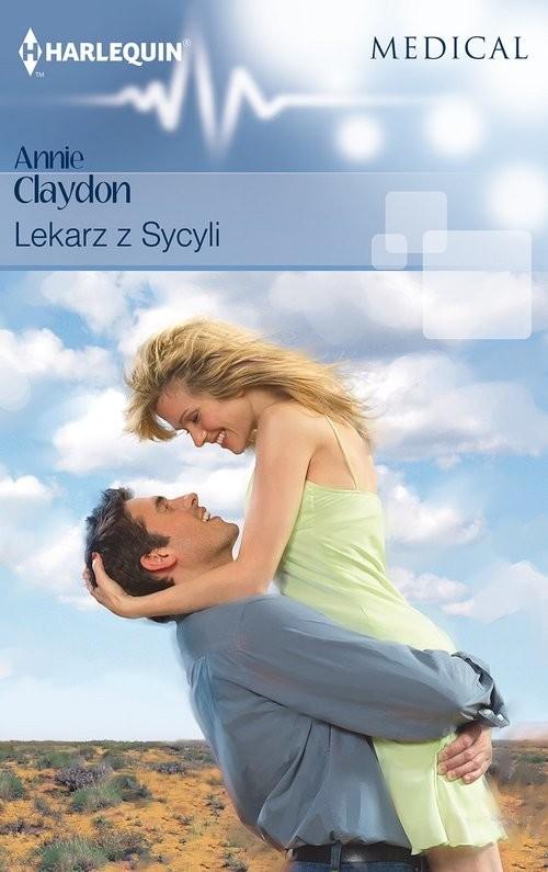 okładka Lekarz z Sycylii, Książka | Claydon Annie