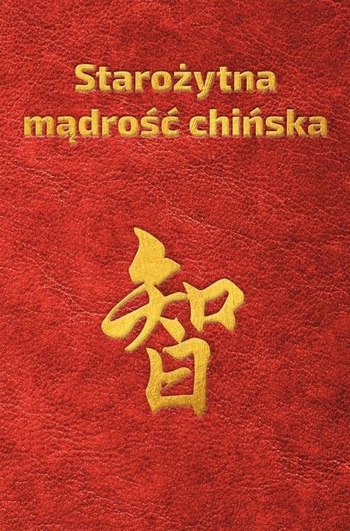 okładka Starożytna mądrość chińska w sentencjach, Książka | Piotr Plebaniak