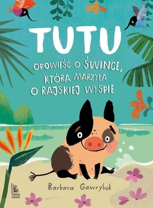 okładka Tutu, Książka | Barbara  Gawryluk