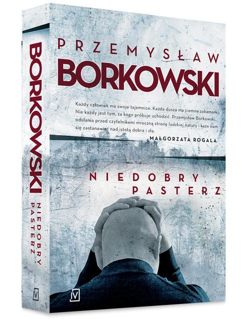 okładka Niedobry pasterz, Książka | Borkowski Przemysław
