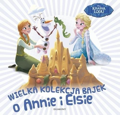 okładka Wielka kolekcja bajek o Annie i Elsie, Książka |
