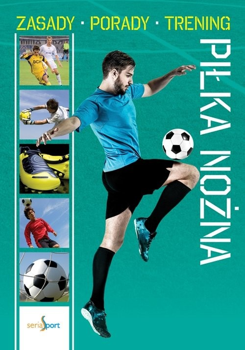 okładka Piłka nożna, Książka | Żak Piotr