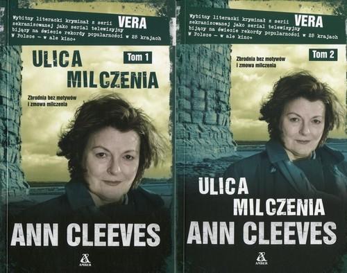 okładka Ulica milczenia Tom 1-2 Pakiet, Książka | Ann Cleeves