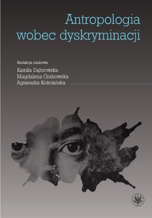 okładka Antropologia wobec dyskryminacji, Książka |