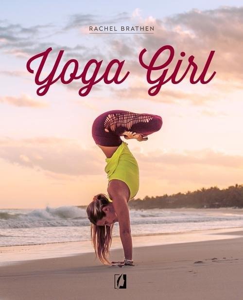 okładka Yoga Girl, Książka | Brathen Rachel