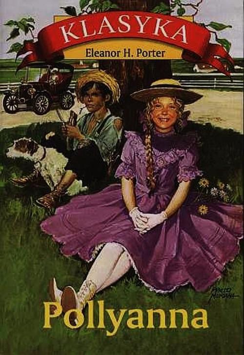 okładka Pollyannaksiążka      Eleanor H. Porter