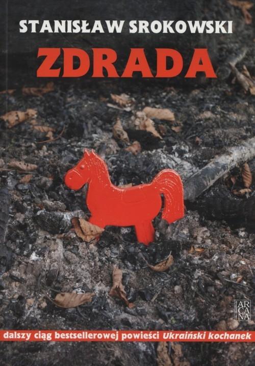 okładka Zdrada, Książka | Srokowski Stanisław