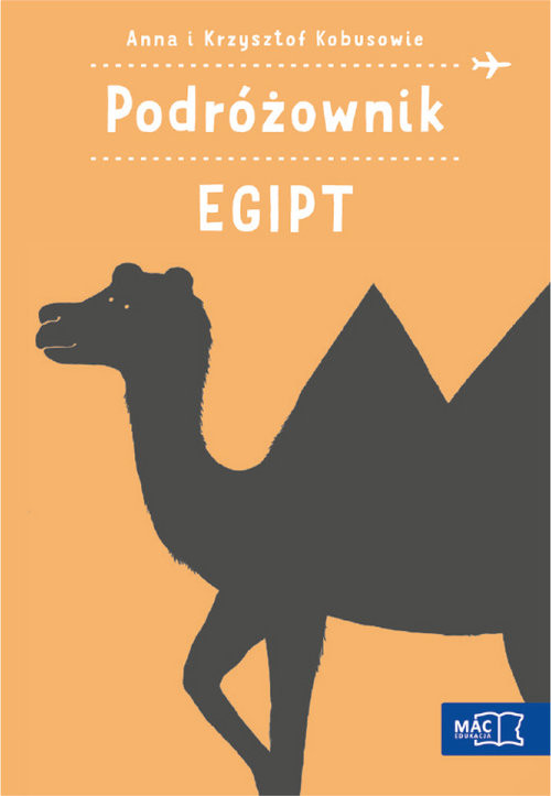 okładka Podróżownik. Egipt, Książka | Anna Kobus, Krzysztof Kobus