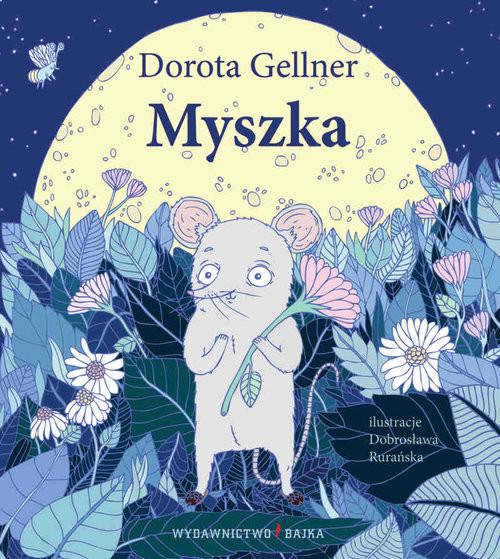 okładka Myszka, Książka | Gellner Dorota