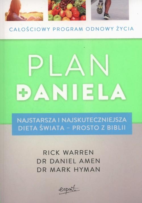 okładka Plan Daniela, Książka | Rick Warren, Daniel Amen, Mark Hyman