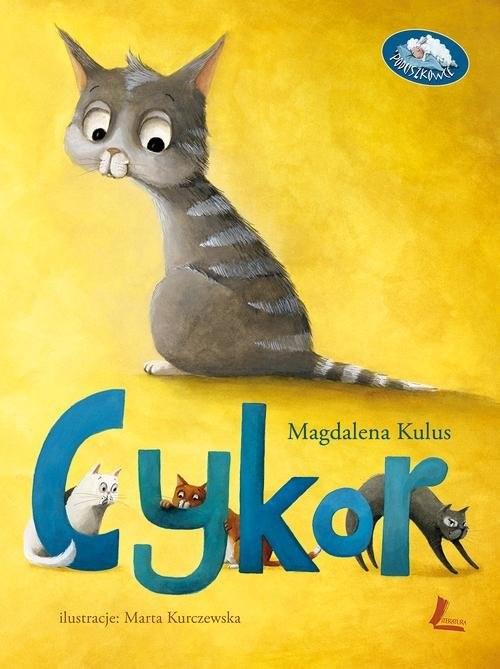 okładka Cykor, Książka   Kulus Magdalena