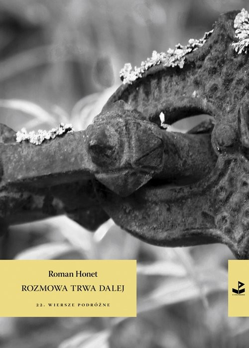 okładka Rozmowa trwa dalej, Książka | Honet Roman