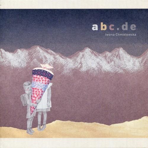 okładka abc.de, Książka | Chmielewska Iwona