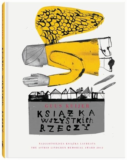 okładka Książka wszystkich rzeczy, Książka | Kuijer Guus
