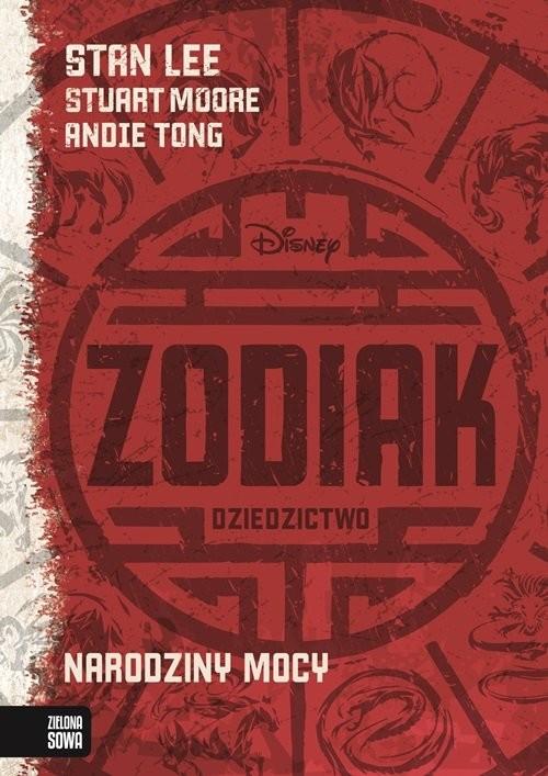 okładka Zodiak Dziedzictwo Tom 1 Narodziny Mocy, Książka | Stan Lee, Stuart Moore