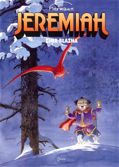 okładka Jeremiah 9 Zima błazna, Książka | Hermann