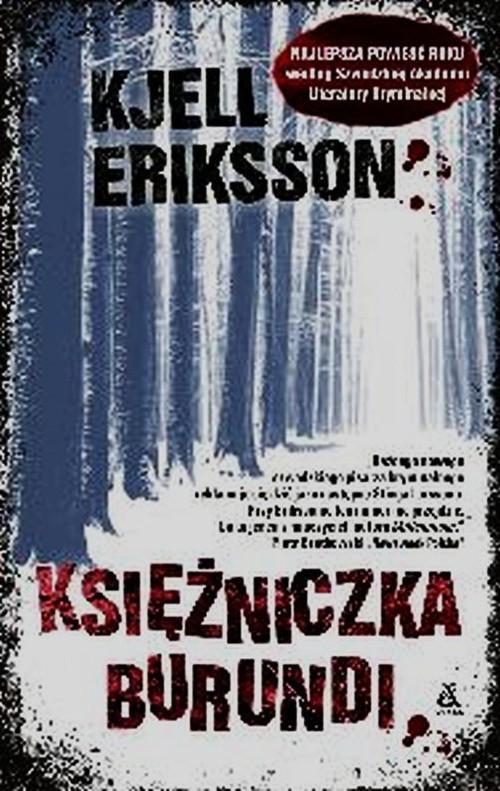 okładka Księżniczka Burundi, Książka | Eriksson Kjell