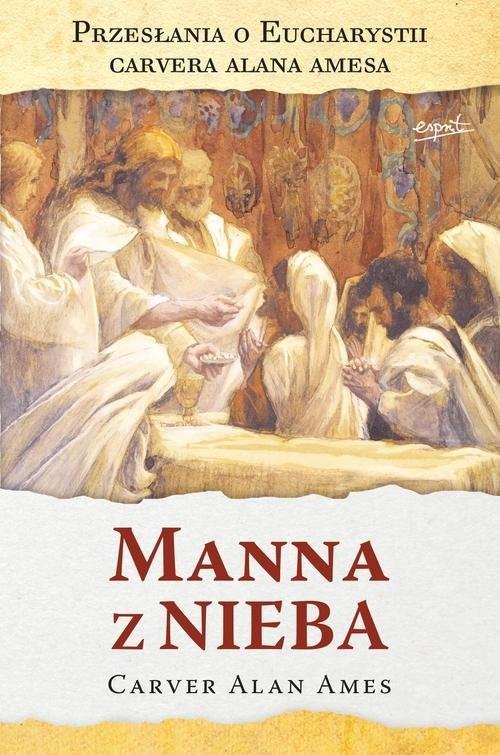 okładka Manna z nieba, Książka | Alan Ames Carver
