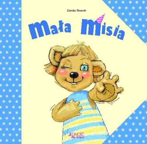 okładka Mała Misia, Książka | Skwark Dorota
