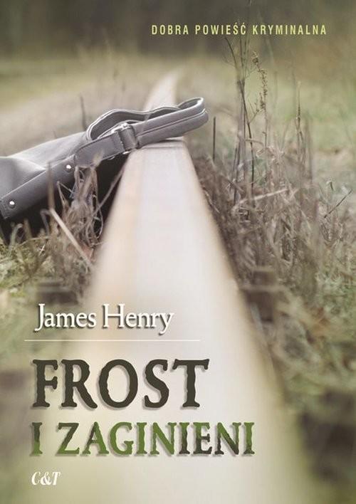 okładka Frost i zaginieni, Książka | Henry James