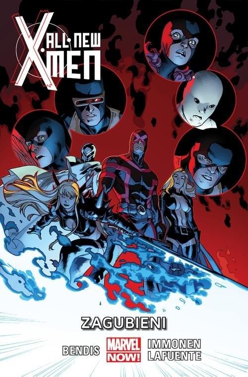 okładka All-New X-Men Zagubieni Tom 3, Książka | Brian Michael Bendis