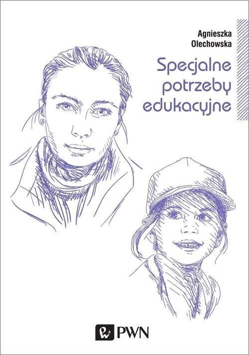 okładka Specjalne potrzeby edukacyjne, Książka | Agnieszka  Olechowska