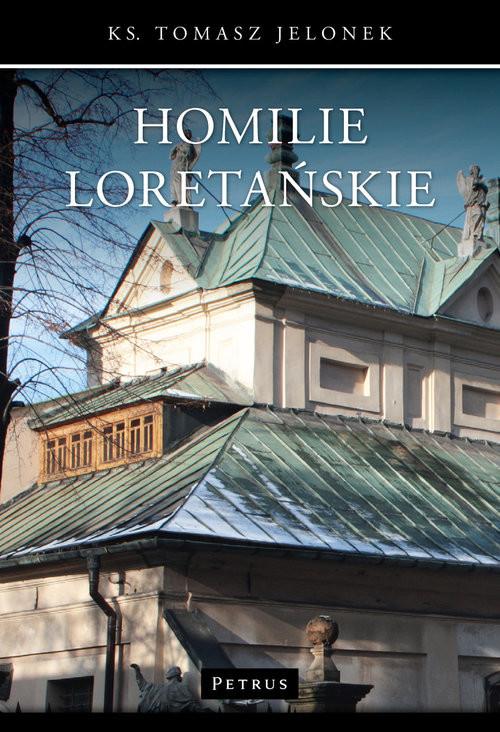 okładka Homilie Loretańskie Tom 5książka      Jelonek Tomasz