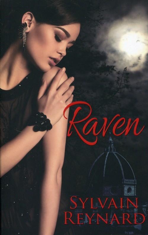 okładka Raven, Książka | Reynard Sylvain