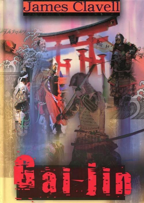 okładka Gai-Jin, Książka | Clavell James