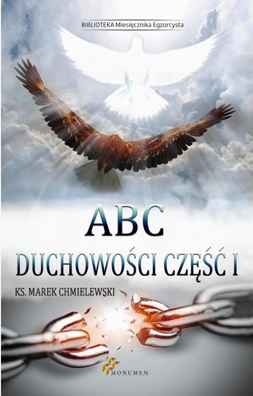 okładka ABC duchowości część 1, Książka   Chmielewski Marek