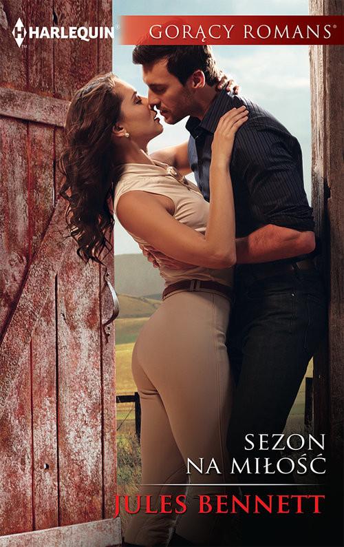 okładka Sezon na miłość, Książka | Jules Bennett