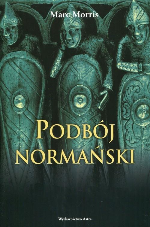 okładka Podbój normański, Książka | Morris Marc
