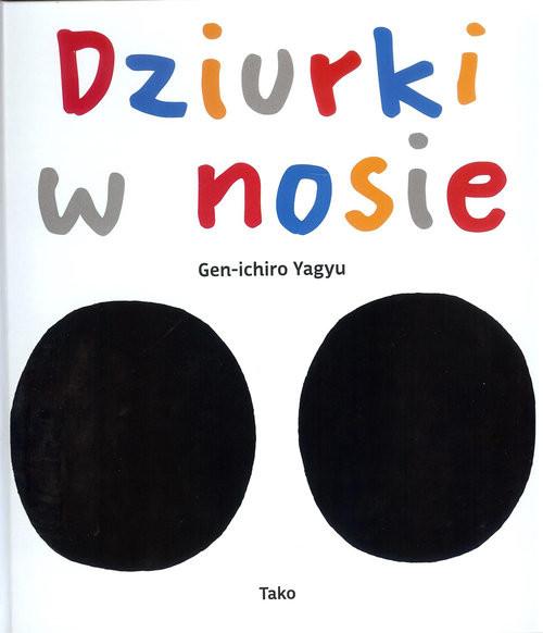 okładka Dziurki w nosie, Książka | Yagu Gen-ichira
