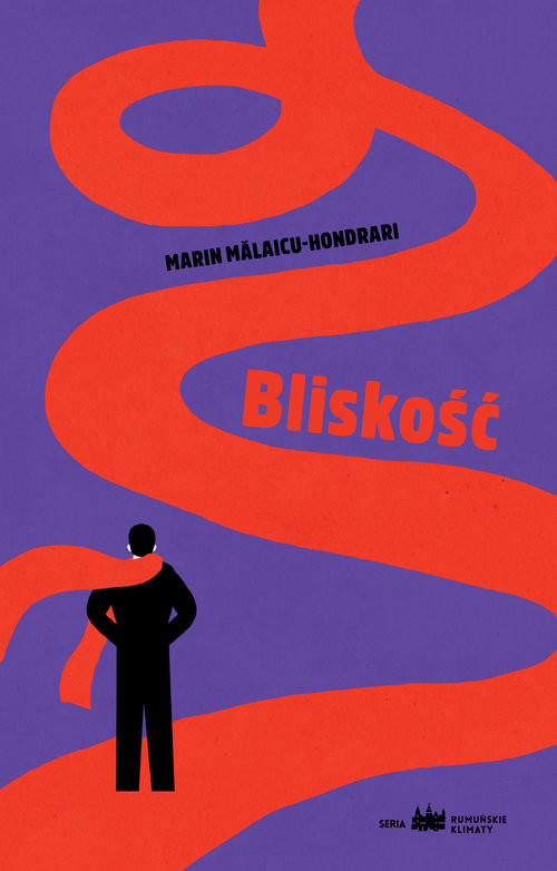 okładka Bliskość, Książka | Malaicu-Hondrari Marin