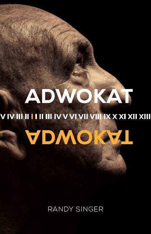 okładka Adwokat, Książka | Singer Randy