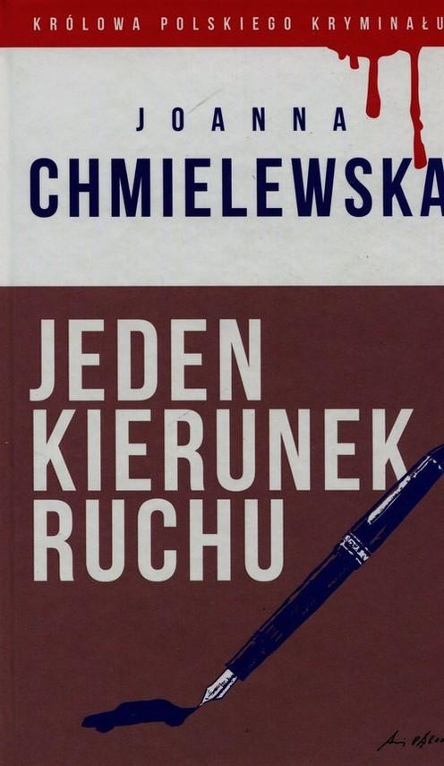 okładka Jeden kierunek ruchu Tom 38, Książka | Chmielewska Joanna