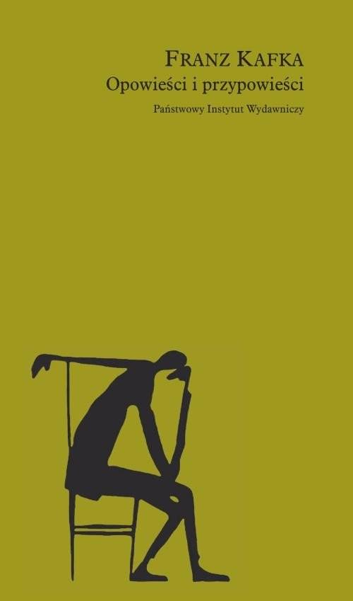okładka Opowieści i przypowieści, Książka | Franz Kafka