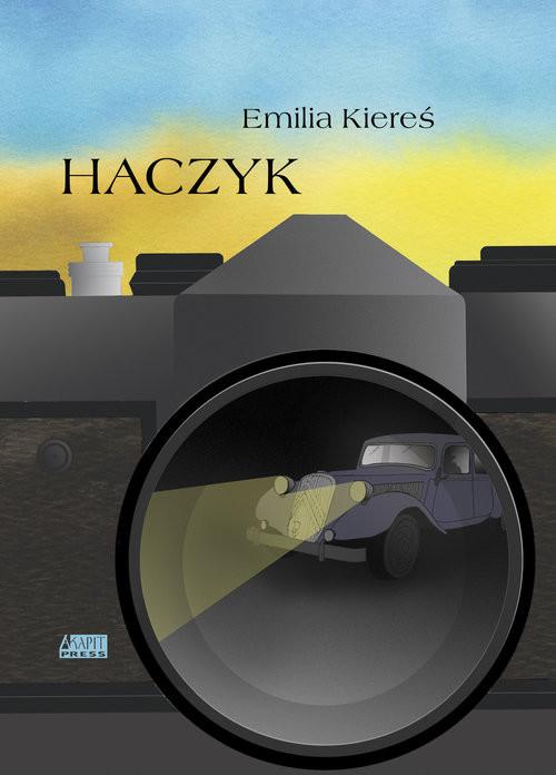 okładka Haczyk, Książka | Kiereś Emilia