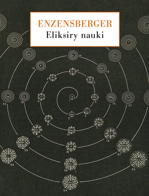 okładka Eliksiry nauki Przelotne spojrzenia poezją i prozą, Książka | Hans Magnus Enzensberger