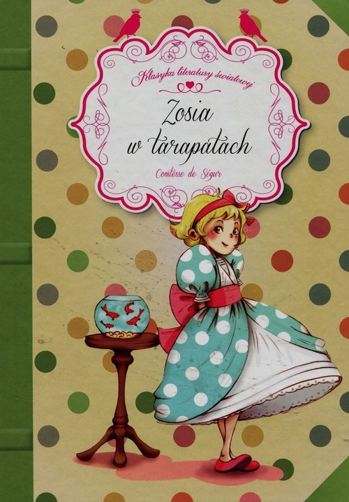 okładka Zosia w tarapatachksiążka |  | de Comtesse Segur