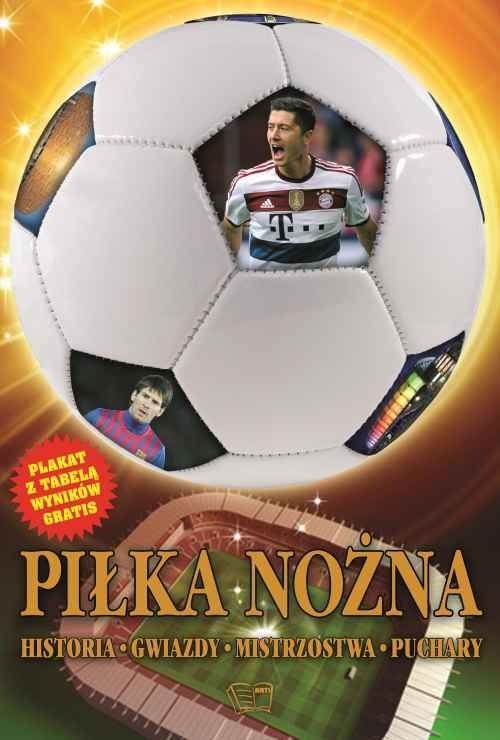 okładka Piłka nożna, Książka |