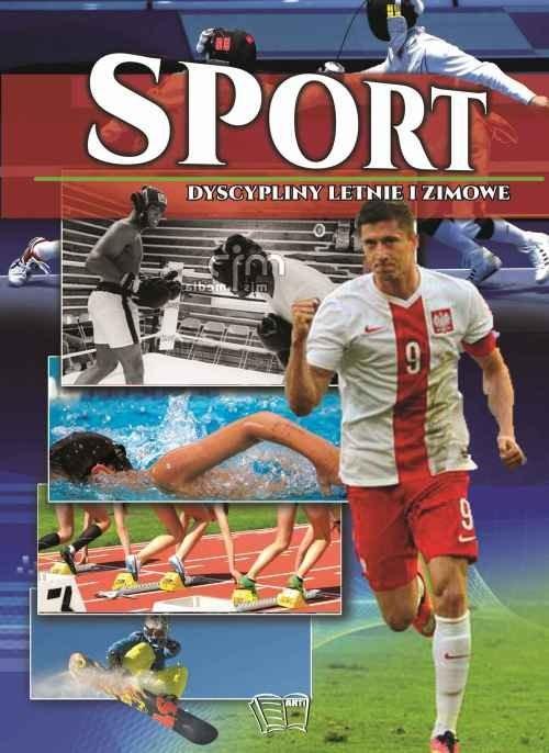 okładka Sport Dyscypliny letnie i zimowe, Książka |