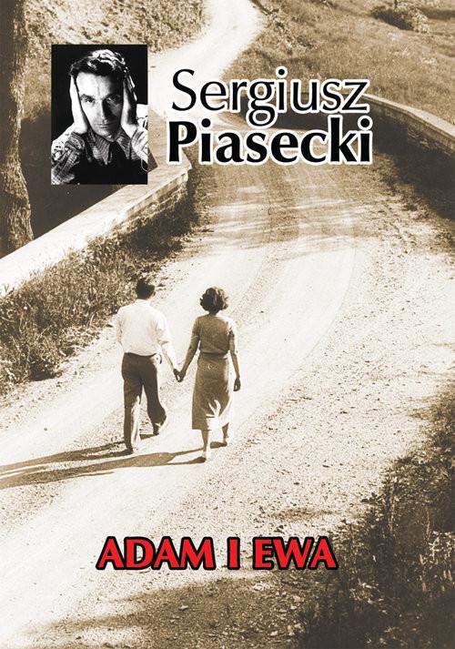 okładka Adam i Ewa, Książka | Sergiusz Piasecki