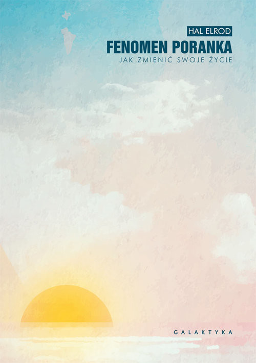 okładka Fenomen poranka, Książka | Elrod Hal