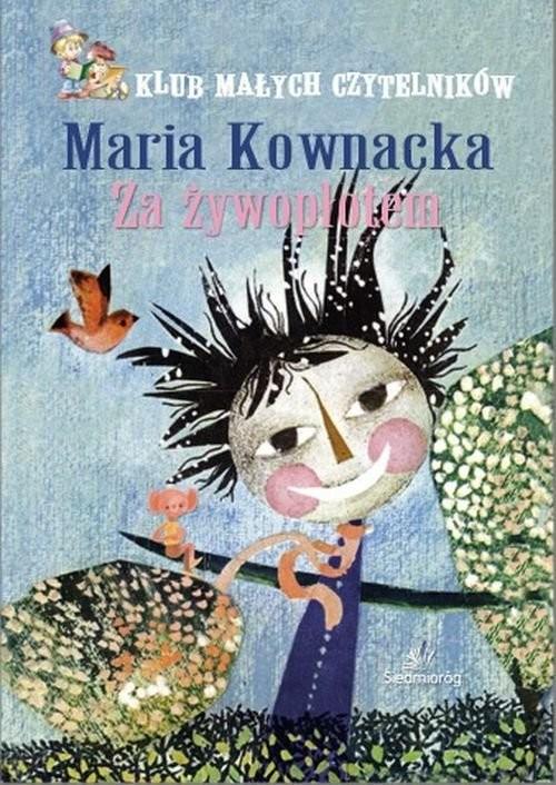 okładka Za żywopłotem, Książka | Kownacka Maria