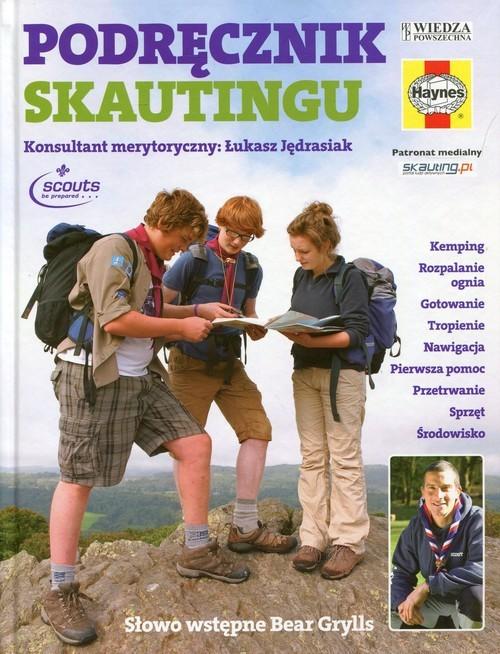 okładka Podręcznik skautingu, Książka |