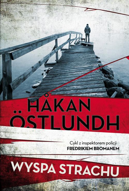 okładka Wyspa strachu, Książka | Ostlundh Hakan