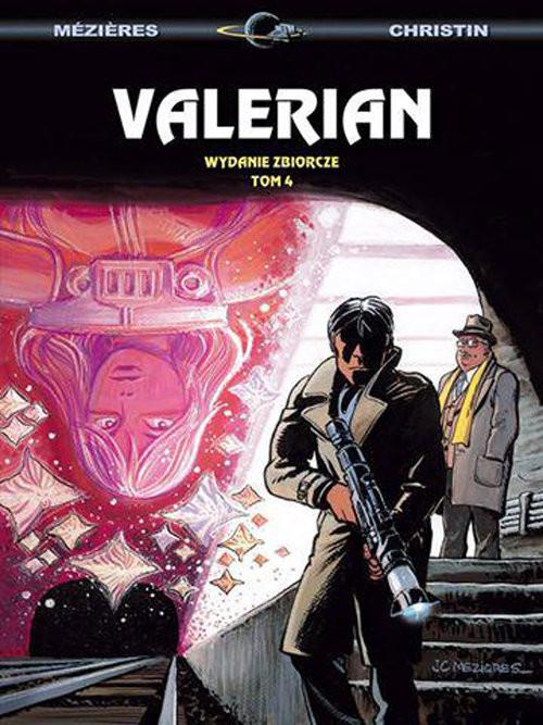 okładka Valerian wydanie zbiorcze Tom 4, Książka   Jean-Claude Mezieres, Pierre Christin